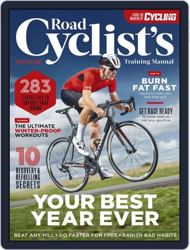 Road Cyclists Training Manual February 13th, 2020 Digital Back Issue Cover