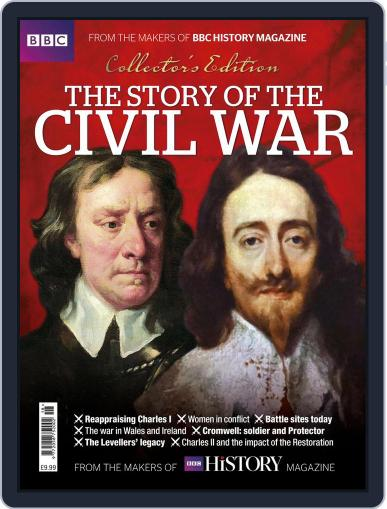The Story of the Civil War January 1st, 2018 Digital Back Issue Cover