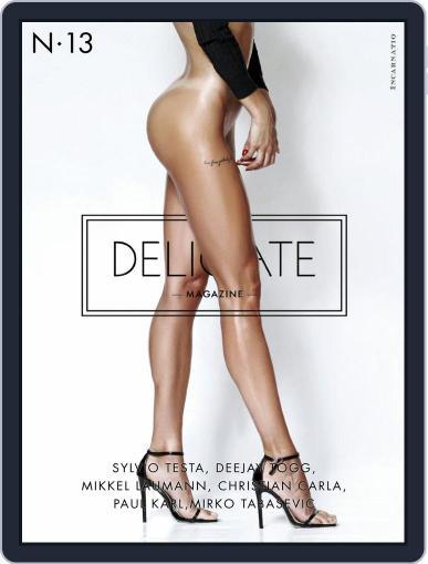 Delicate Magazine (Digital) December 1st, 2020 Issue Cover