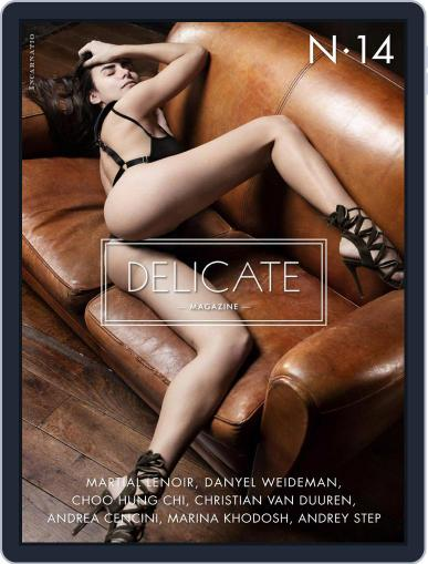 Delicate Magazine (Digital) March 1st, 2021 Issue Cover
