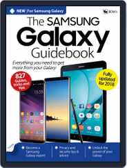 The Samsung Galaxy Guidebook Magazine (Digital) Subscription January 1st, 2018 Issue
