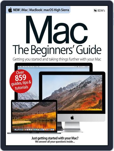 Mac - The Beginners' Guide December 22nd, 2017 Digital Back Issue Cover