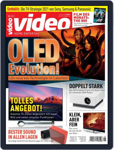 video Magazine (Digital) May 1st, 2021 Issue Cover