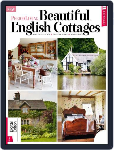 Period Living Beautiful English Cottages February 5th, 2018 Digital Back Issue Cover