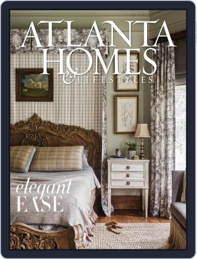 Atlanta Homes & Lifestyles Magazine (Digital) October 1st, 2020 Issue Cover