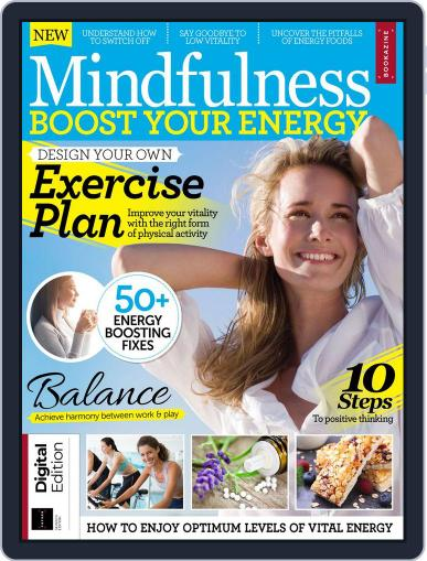 Mindfulness: Boost Your Energy Magazine (Digital) March 21st, 2018 Issue Cover
