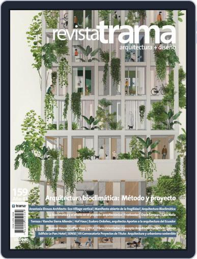 Revista Trama Magazine (Digital) July 1st, 2020 Issue Cover