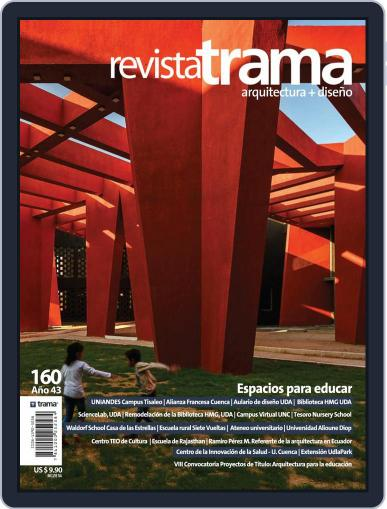Revista Trama Magazine (Digital) September 1st, 2020 Issue Cover