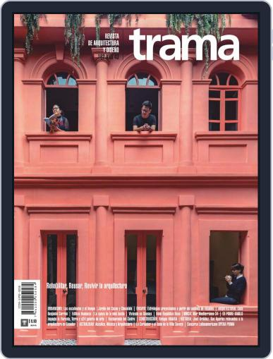 Revista Trama Magazine (Digital) January 1st, 2021 Issue Cover