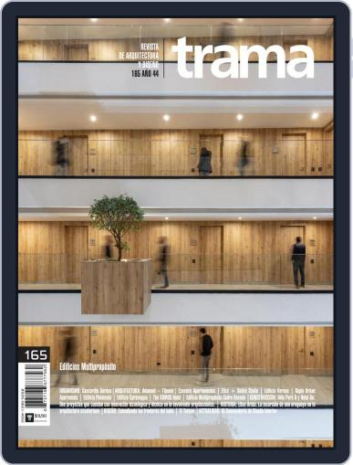 Revista Trama Magazine (Digital) July 1st, 2021 Issue Cover
