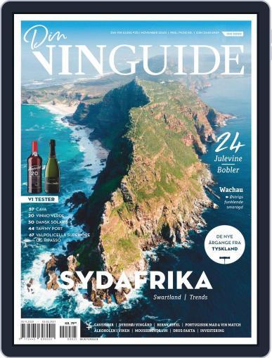 DinVinGuide Magazine (Digital) November 1st, 2020 Issue Cover