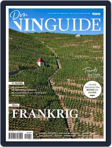 DinVinGuide Magazine (Digital) February 1st, 2021 Issue Cover