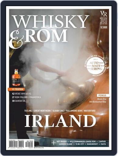 Whisky & Rom Magazine (Digital) August 1st, 2020 Issue Cover
