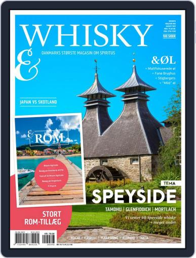Whisky & Rom Magazine (Digital) August 1st, 2021 Issue Cover