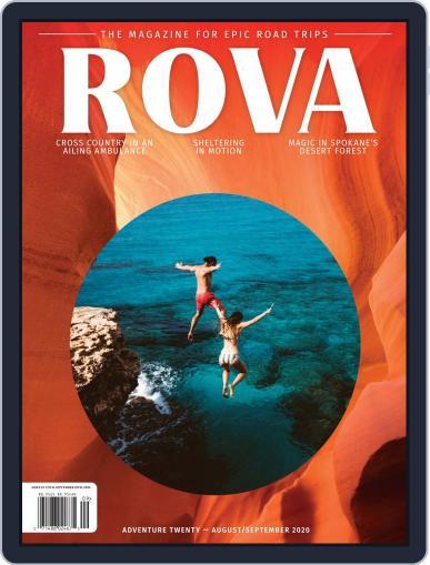 ROVA Magazine (Digital) August 1st, 2020 Issue Cover