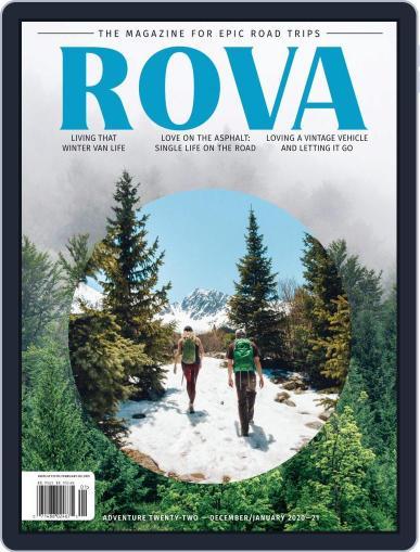ROVA Magazine (Digital) December 1st, 2020 Issue Cover
