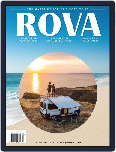 ROVA Magazine (Digital) June 1st, 2021 Issue Cover