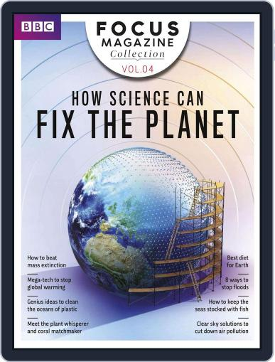How science can fix the planet Magazine (Digital) April 4th, 2018 Issue Cover
