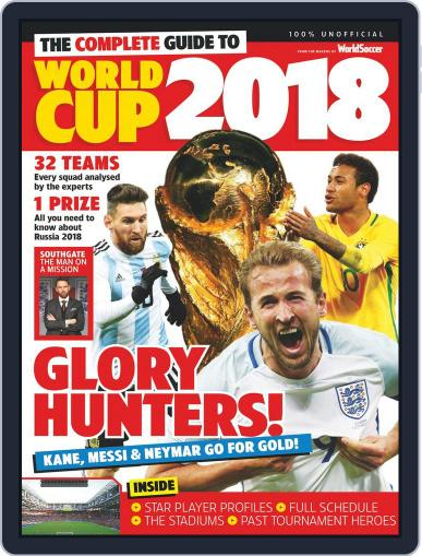World Cup 2018 Magazine (Digital) April 28th, 2018 Issue Cover
