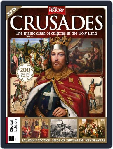 Crusades April 24th, 2018 Digital Back Issue Cover