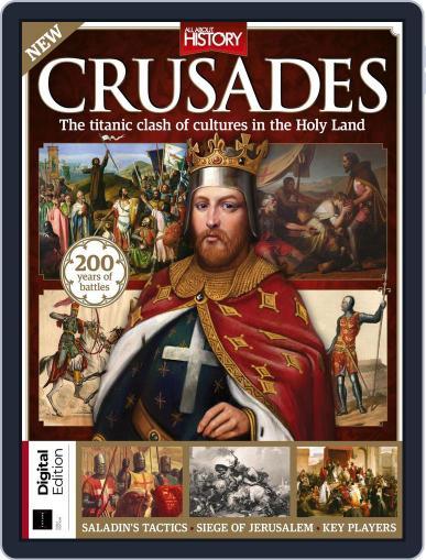 Crusades Magazine (Digital) April 24th, 2018 Issue Cover