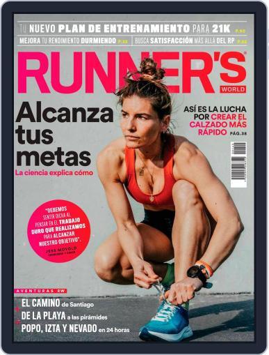 Runner's World México April 1st, 2020 Digital Back Issue Cover