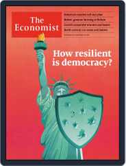 The Economist Continental Europe Edition Magazine (Digital) Subscription November 28th, 2020 Issue
