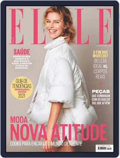 Elle Portugal (Digital) March 1st, 2021 Issue Cover