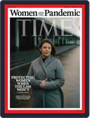 Time Magazine International Edition Magazine (Digital) Subscription March 15th, 2021 Issue