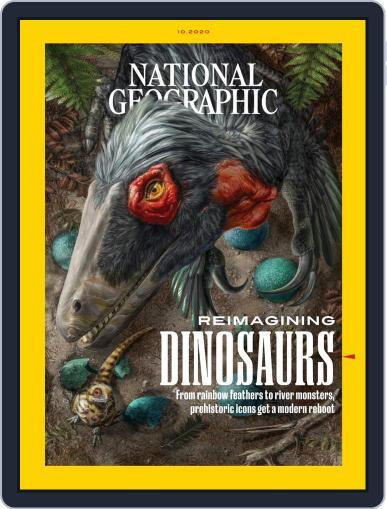 National Geographic Magazine - UK Magazine (Digital) October 1st, 2020 Issue Cover