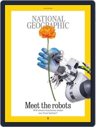 National Geographic Magazine - UK Magazine (Digital) September 1st, 2020 Issue Cover