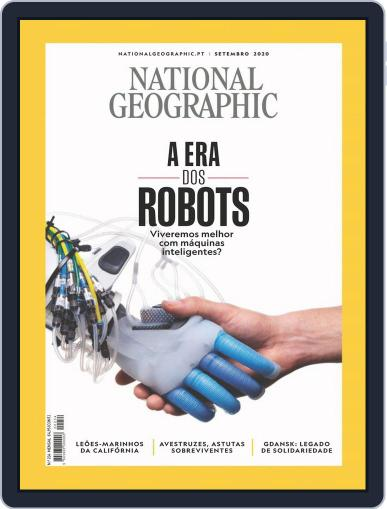 National Geographic Magazine  Portugal Magazine (Digital) September 1st, 2020 Issue Cover