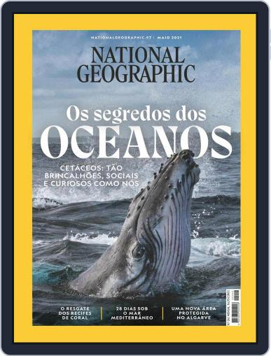 National Geographic Magazine  Portugal Magazine (Digital) May 1st, 2021 Issue Cover