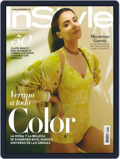 InStyle - España Magazine (Digital) July 1st, 2021 Issue Cover