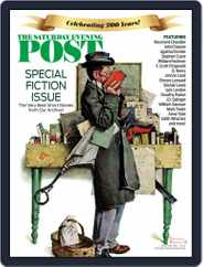 The Saturday Evening Post Magazine (Digital) Subscription May 1st, 2021 Issue