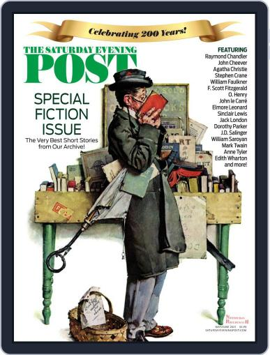 The Saturday Evening Post Magazine (Digital) May 1st, 2021 Issue Cover