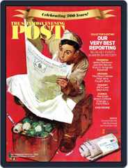The Saturday Evening Post Magazine (Digital) Subscription September 1st, 2021 Issue