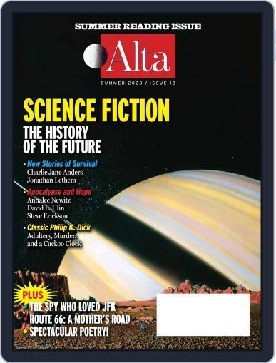 Journal of Alta California Magazine (Digital) June 12th, 2020 Issue Cover