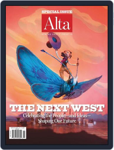 Journal of Alta California Magazine (Digital) March 6th, 2021 Issue Cover