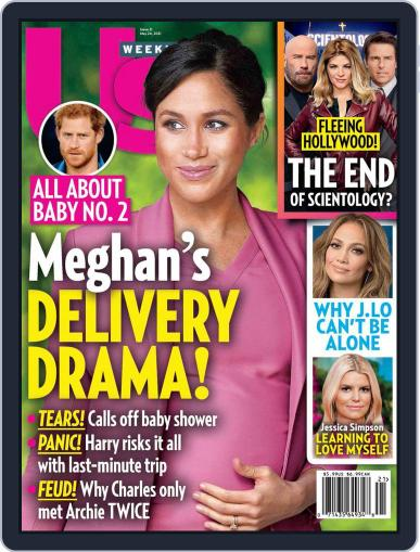 Us Weekly Digital Magazine May 24th, 2021 Issue Cover