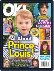 OK! Digital Magazine Subscription November 2nd, 2020 Issue