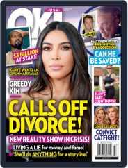 OK! Digital Magazine Subscription October 25th, 2021 Issue
