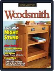 Woodsmith Magazine (Digital) Subscription December 1st, 2020 Issue