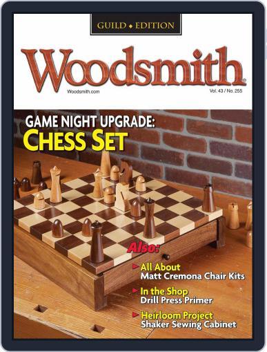 Woodsmith Magazine (Digital) June 1st, 2021 Issue Cover