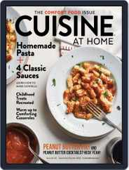 Cuisine at home Magazine (Digital) Subscription September 1st, 2020 Issue