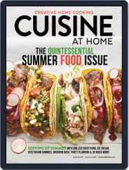 Cuisine at home Magazine (Digital) Subscription May 1st, 2021 Issue