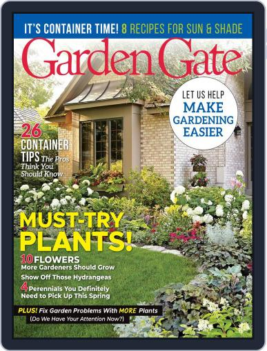 Garden Gate Magazine (Digital) May 1st, 2021 Issue Cover