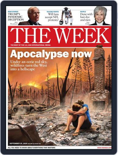 The Week Magazine (Digital) September 25th, 2020 Issue Cover