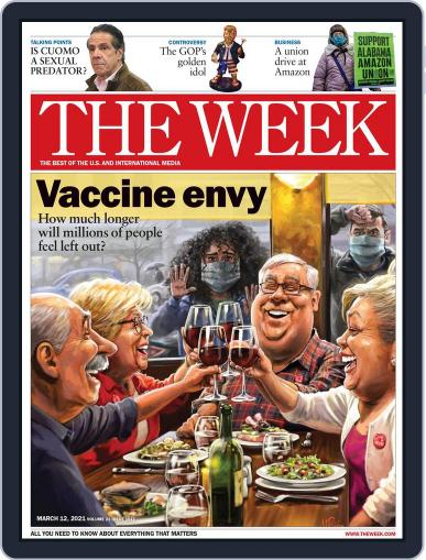 The Week Magazine (Digital) March 12th, 2021 Issue Cover