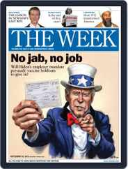 The Week Magazine (Digital) Subscription September 24th, 2021 Issue